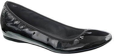 Lula patent leather ballet flats