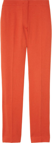 Etro Cropped twill pants