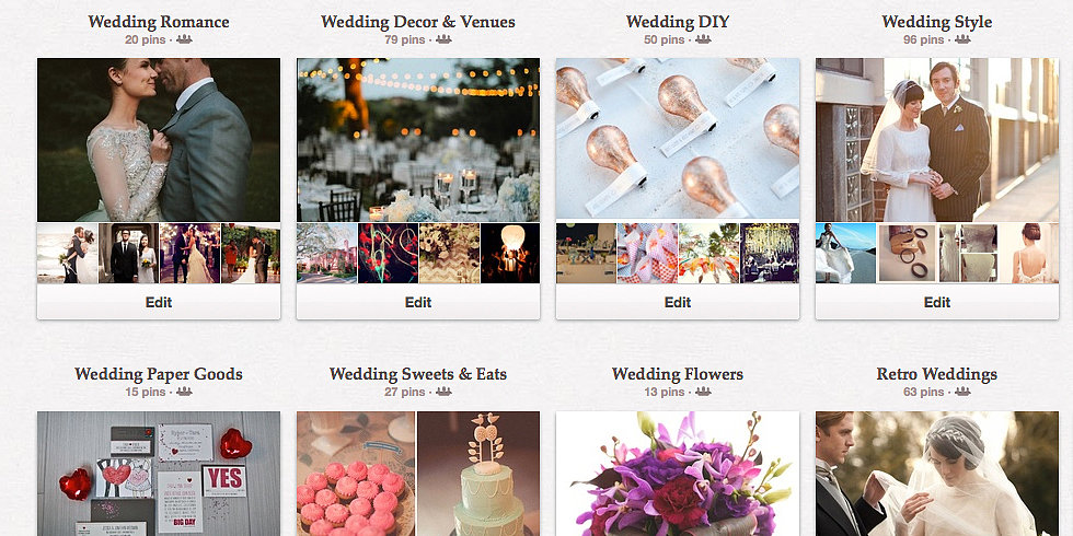 Pinterest Wedding Planning Dos and Don'ts