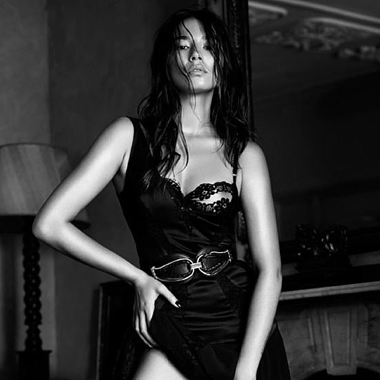 Jessica Gomes Is An Agent of Seduction for Harper's Bazaar