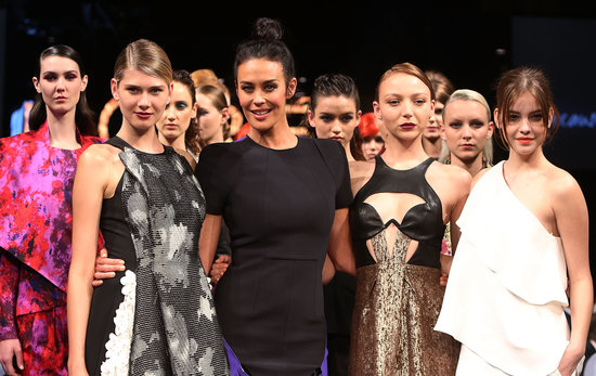 Megan Gale, Barbara Palvin & Runway Trends: The L'Oréal Melbourne Fashion Festival Begins
