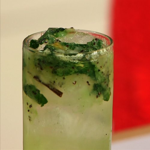 Kiwi Cocktail Recipe Video