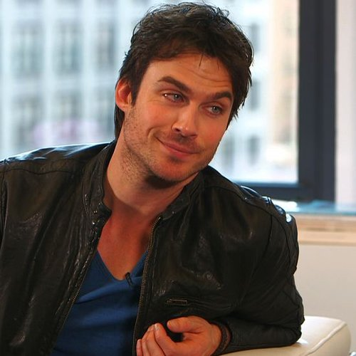 Ian Somerhalder Interview About The Vampire Diaries | Video