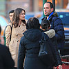 Katie Holmes's Lunch Date in NYC | Pictures