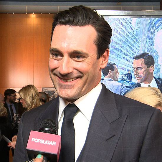 "Jon Hamm on the Mad Men Cast He ""Loves to Death"" and How Don Draper Changed His Life"