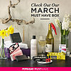 POPSUGAR Must Have March Box Contents