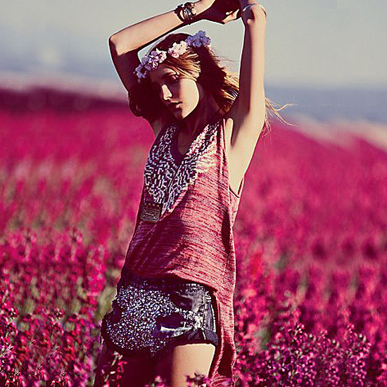 Get Festival-Ready With Free People's Latest Look Book