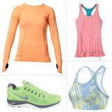 10+ Ways to Go Pretty in Pastel at the Gym!