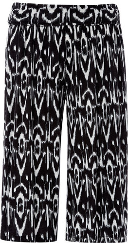 Ladies Printed Culottes