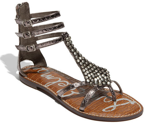 Sam Edelman &#039;Ginger&#039; Gladiator Flat