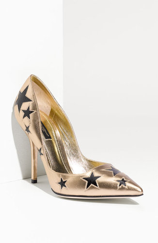 Dolce&amp;Gabbana &#039;Stars&#039; Platform Pump