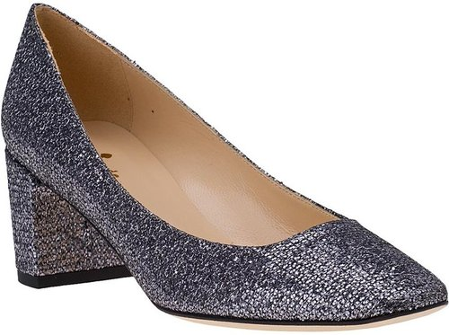 KATE SPADE Desiree Evening Pump Anthracite Glitter