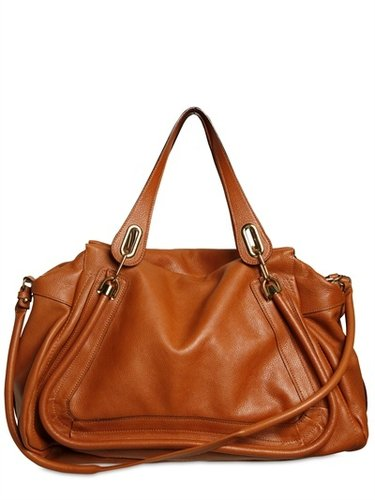 Chloe&#039; - Paraty Calfskin Top Handle