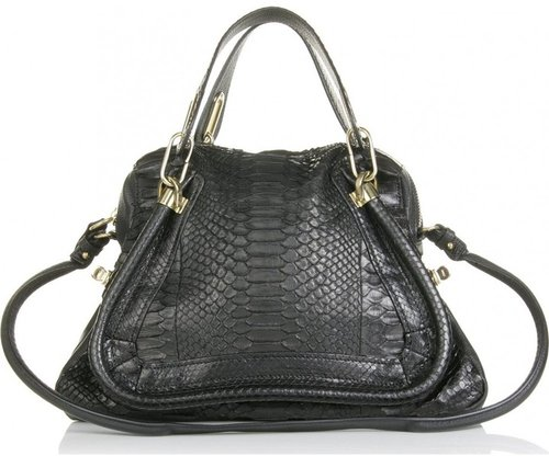 Chlo PARATY PYTHON BAG