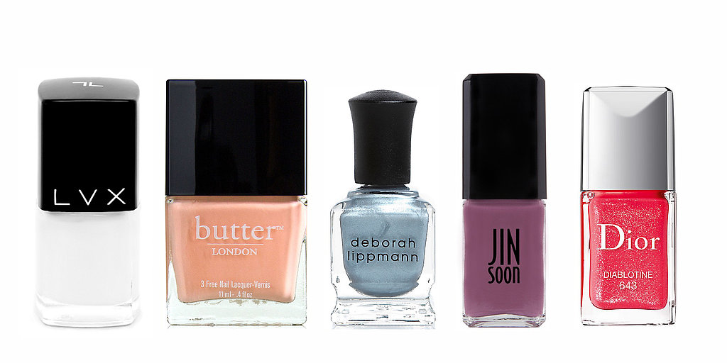 Shop the 5 Hottest Spring Nail Polish Trends