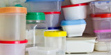How to Organize Reusable Plastic Containers
