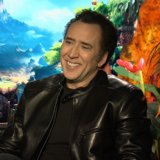 Nicolas Cage Interview About The Croods | Video