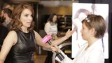 I'm a Huge Fan: Tina Fey — The Makeover Before the Big Moment!