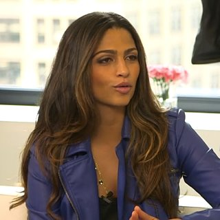 Camila Alves Talks About Juggling Work and Family (Video)