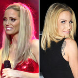 Sarah Harding With or Without Hair Extensions?