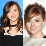 Chloe Moretz With Rich or Ashy Brown Hair?