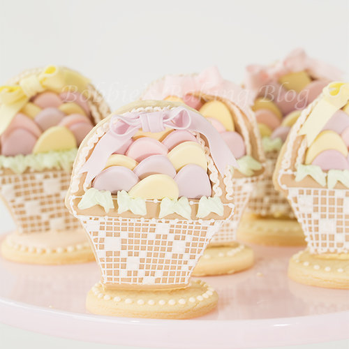 Vintage Royal Icing Sugar Cookies