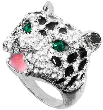 ASOS Panther Ring