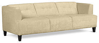 "Dustin Fabric Sofa, 88""W x 35""D x 29""H: Custom Colors"