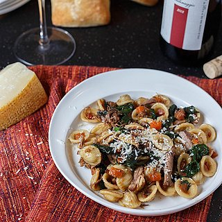 Orecchiette With Short Ribs
