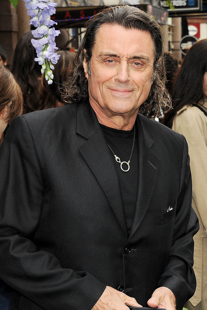 Ian McShane joined Hercules, also starring Dwayne Johnson.