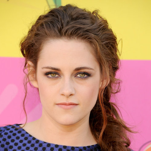 Celebrity Hair: Kristen Stewart's Braid, Kids' Choice Awards