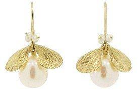 Annette Ferdinandsen Jeweled Bug Earrings - Pearl