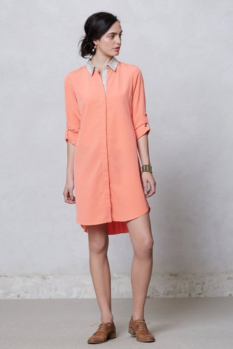Saturation Shirtdress