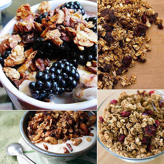 6 Reasons Why We Give You Permission to Turn Granola