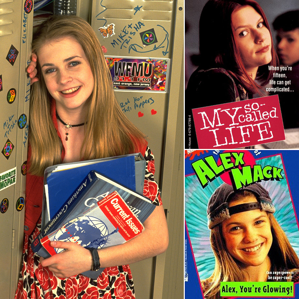 Would You Read These '90s TV Shows-Turned Books?