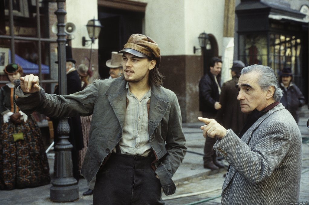 Martin Scorsese and Leonardo DiCaprio