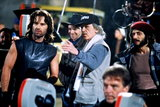 John Carpenter and Kurt Russell