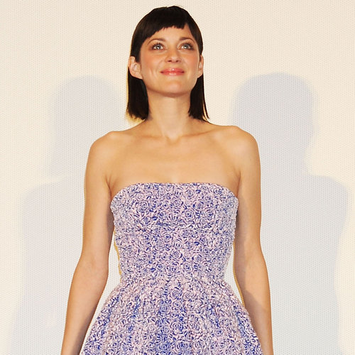 Marion Cotillard at Rust and Bone Japan Premiere
