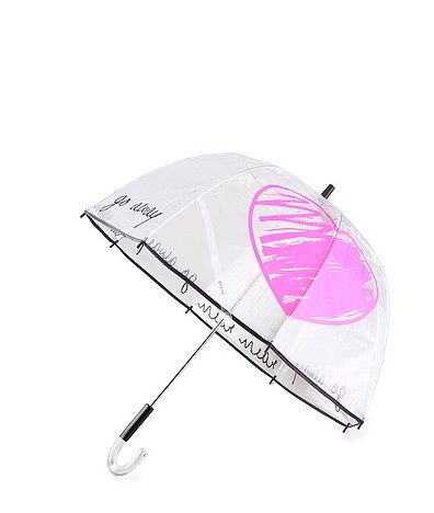 Felix Rey's Rain Rain Go Away umbrella ($65) will undoubtedly bring a smile to anyone's face.