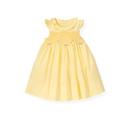 Janie and Jack Smocked Dress