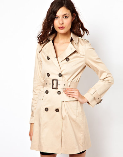 Warehouse Summer Trench