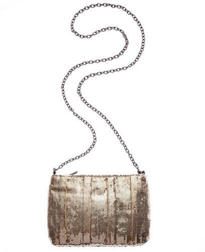 BCBGeneration Handbag, Macys Exclusive Gemma Sequins Crossbody