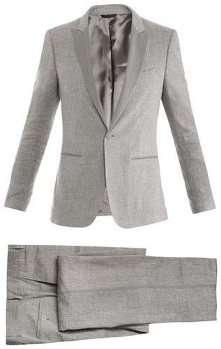 John Varvatos Linen suit