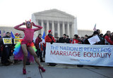 Protesters For and Against Prop 8 Take DC by Storm