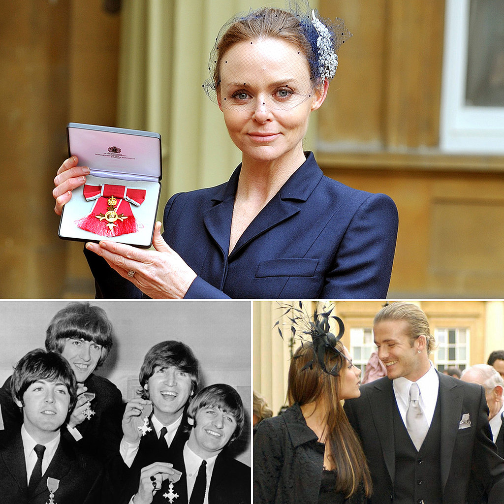 Stella McCartney Joins Her Dad and David Beckham ‪in the Order of the British Empire‬ — but What Is It?