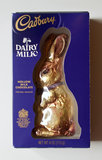 Cadbury Dairy Milk Hollow Milk Chocolate Bunny