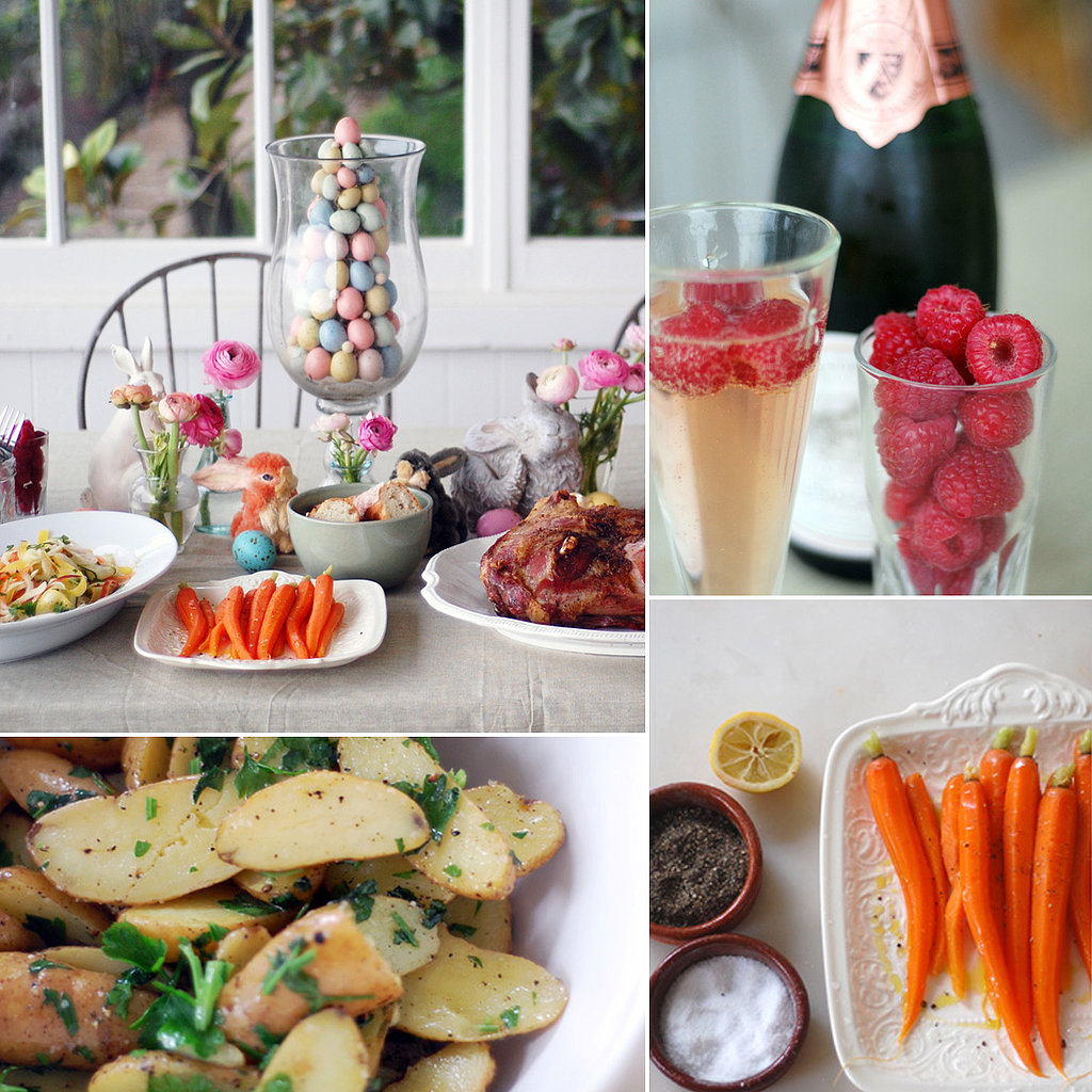 Fill Your Easter Table With Bright Colors and Fresh Flavors