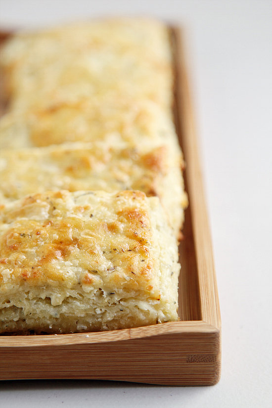 Herbed Feta Biscuits