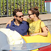 Olivia Wilde and Jason Sudeikis at Disneyland | Photos
