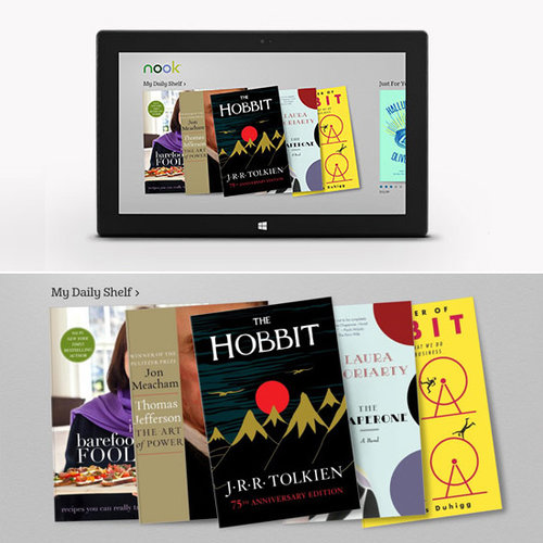 Nook For Windows 8